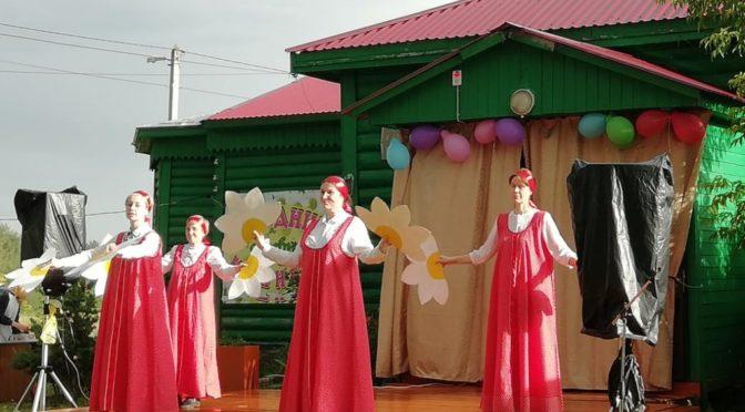 06 июля 2019 года воспитанники Воскресной школы приняли участие в праздновании деревни Мишнево